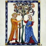 Codex Manesse – L'arbre de vie