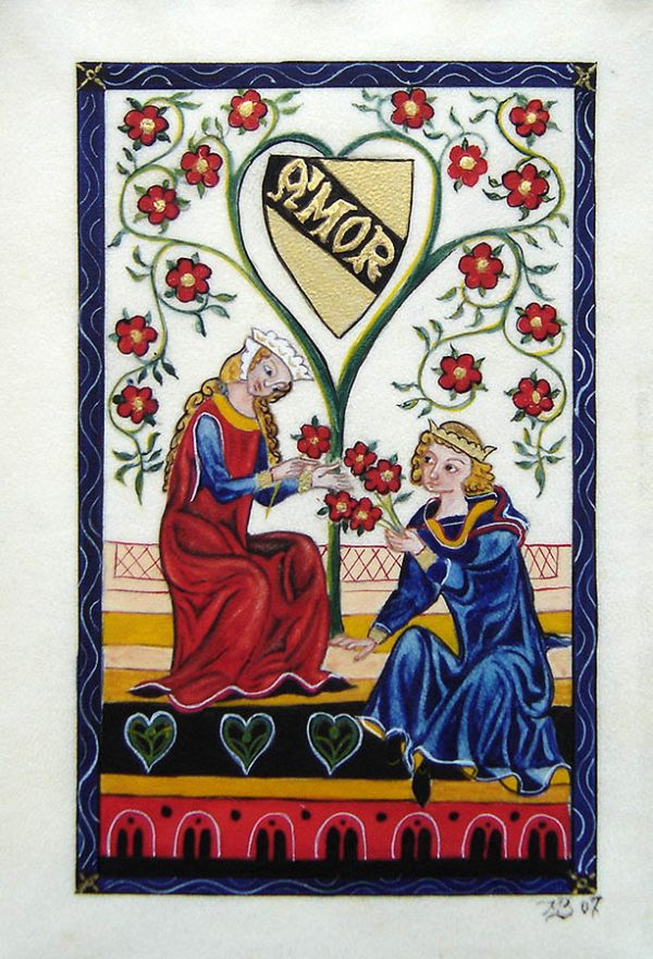 Amor (Codex Manesse)