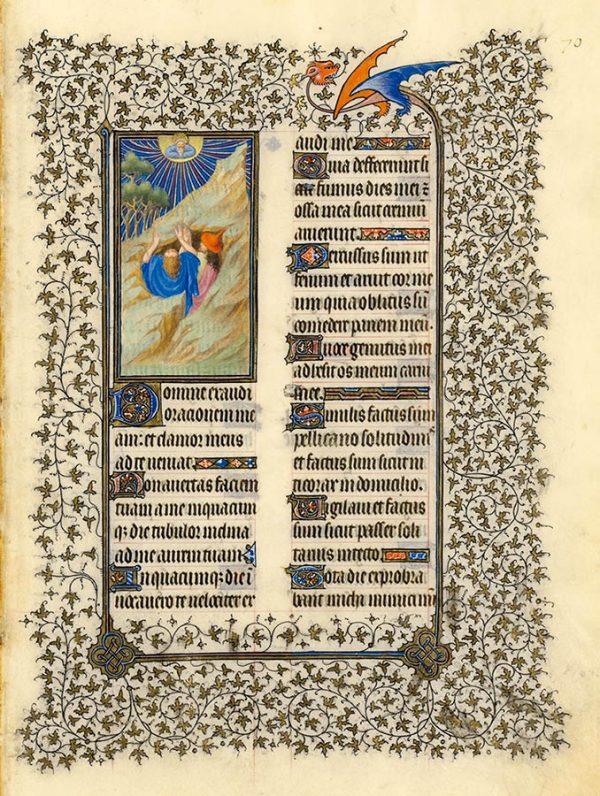 Psaume 102 - Psaumes pénitentiels