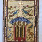 La fontaine de vie (évangéliaire de Charlemagne)