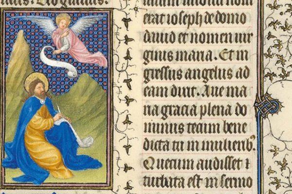 Belles heures du Duc de Berry - Évangiles