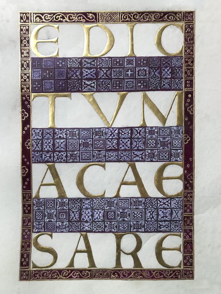 Folio 125, Uta codex